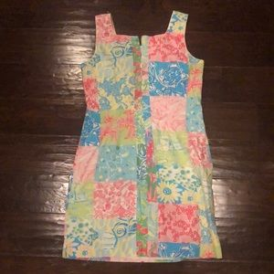 Lilly Pulitzer Dresses - Vintage LILLY PULITZER SHIFT